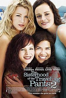 Sisterhood of the Traveling Pants Two